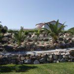 Mediteranean Garden holiday villa Calonge