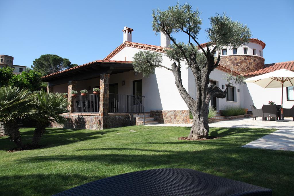 Terraces holiday villa Calonge
