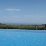 infinity pool and view Calonge